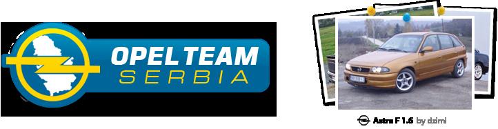 Opel Team Serbia